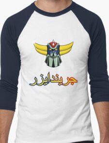 Grendizer Men's Baseball ¾ T-Shirt