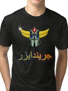 Grendizer Tri-blend T-Shirt
