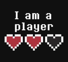 I am a player (v2) by infiniteloop8