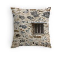 San Juan Window Throw Pillow