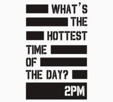 2pm hottest time of the day by Jokkers2