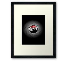 Trooper, Storm Trooper Framed Print