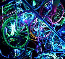 Bicycle Madness by TinkleBerry