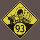 ninety-three: the classic (yellow) t-shirt by Joseph Vavak