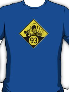 ninety-three: the classic (yellow) t-shirt T-Shirt