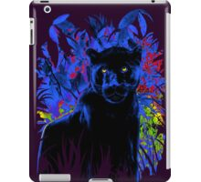 Bright eyes - Black Panther iPad Case/Skin