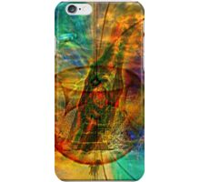the eye of the soul iPhone Case/Skin