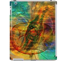 the eye of the soul iPad Case/Skin
