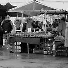 Fruit & Veg Stall by Stan Owen