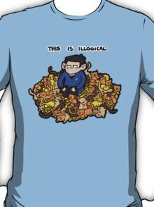 Beam Me Up, Catty T-Shirt