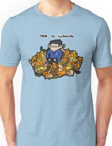 Beam Me Up, Catty Unisex T-Shirt