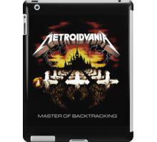 METROIDVANIA Master of Backtracking iPad Case/Skin