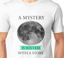 mysteriously  Unisex T-Shirt