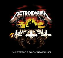 METROIDVANIA Master of Backtracking by shirtTHIEF
