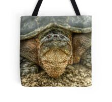 Snapping Turtle IX Tote Bag