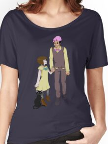 Markiplier and Fran Bow Women's Relaxed Fit T-Shirt