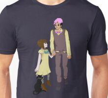 Markiplier and Fran Bow Unisex T-Shirt