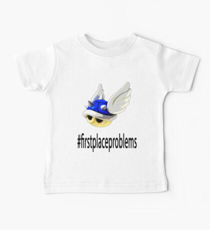 First Place Problems (Mario Parody) Baby Tee