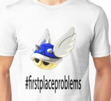 First Place Problems (Mario Parody) Unisex T-Shirt