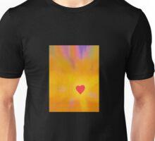 Paper Heart Unisex T-Shirt