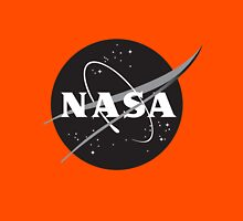 NASA Black Unisex T-Shirt