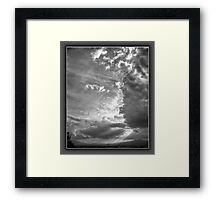 ©HCS The Shining Beauty Framed Print