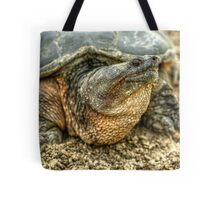 Snapping Turtle VIII Tote Bag