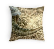 Snapping Turtle XII Throw Pillow