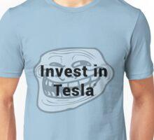 Invest in Tesla Unisex T-Shirt