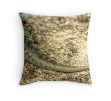 Snapping Turtle XIII Throw Pillow