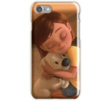 That's a keeper! iPhone Case/Skin