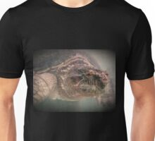 Wildlife: Snapping Turtle Unisex T-Shirt