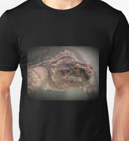 Wildlife: Snapping Turtle Unisex T-Shirt