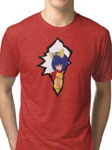 Eiko Carol the Lonely Summoner Tri-blend T-Shirt