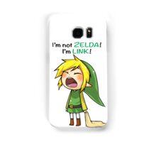 Zelda Samsung Galaxy Case/Skin
