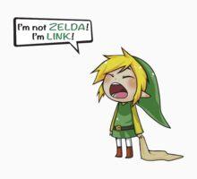 Zelda by Jordan Jones