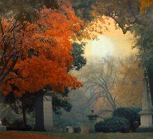 Mt. Auburn Cemetery by Jessica Jenney