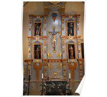 San Jose Altar Poster