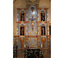 San Jose Altar Photographic Print
