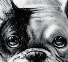 French Bulldog Design Sticker