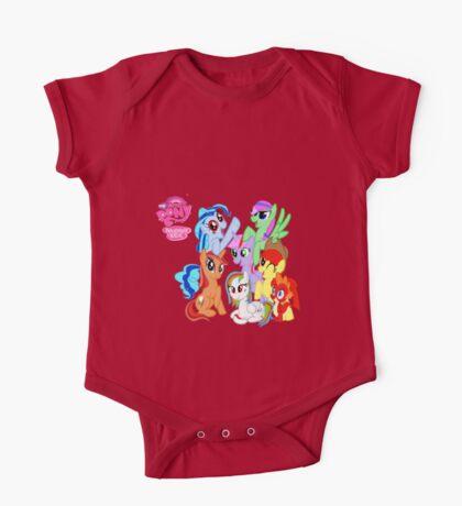 My little pony friendship is magic! One Piece - Short Sleeve