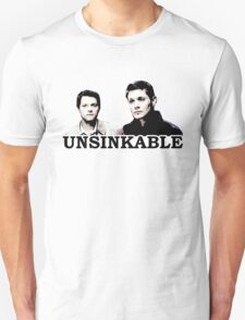 Destiel - Unsinkable T-Shirt