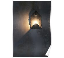 Governor's Palace Light Fixture Poster