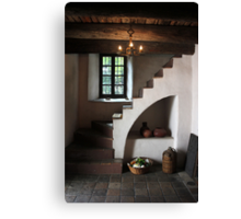 Governor's Palace Stairway Canvas Print