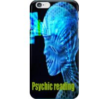 psychic reading iPhone Case/Skin