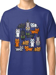 Super Kitten Pile (Just Cats) Classic T-Shirt