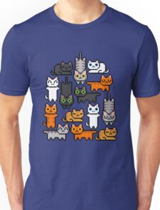 Super Kitten Pile (Just Cats) Unisex T-Shirt