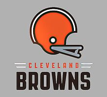 Cleveland Browns by osoep008