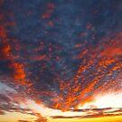 Speedway clouds by MarianBendeth