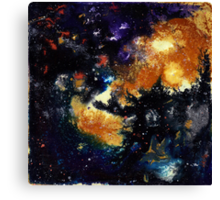 Opiate of the Night Canvas Print